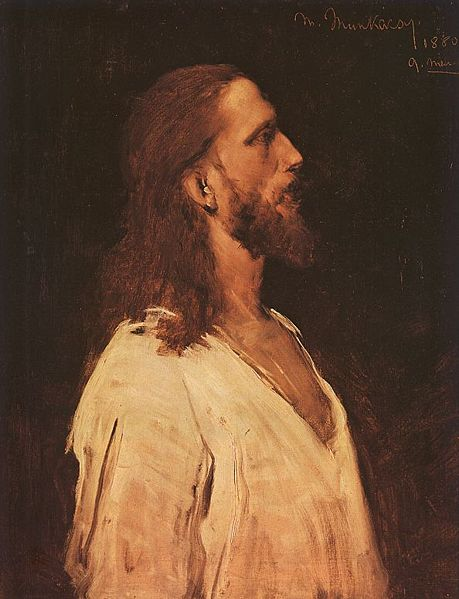 """Christ Before Pilate"" by Mihály Munkácsy"