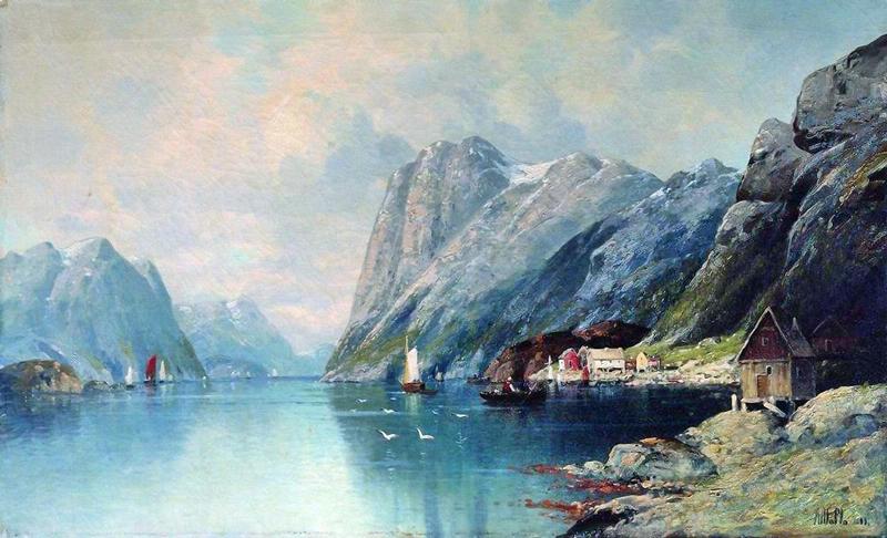 LevLagorio.fjord-in-norway2