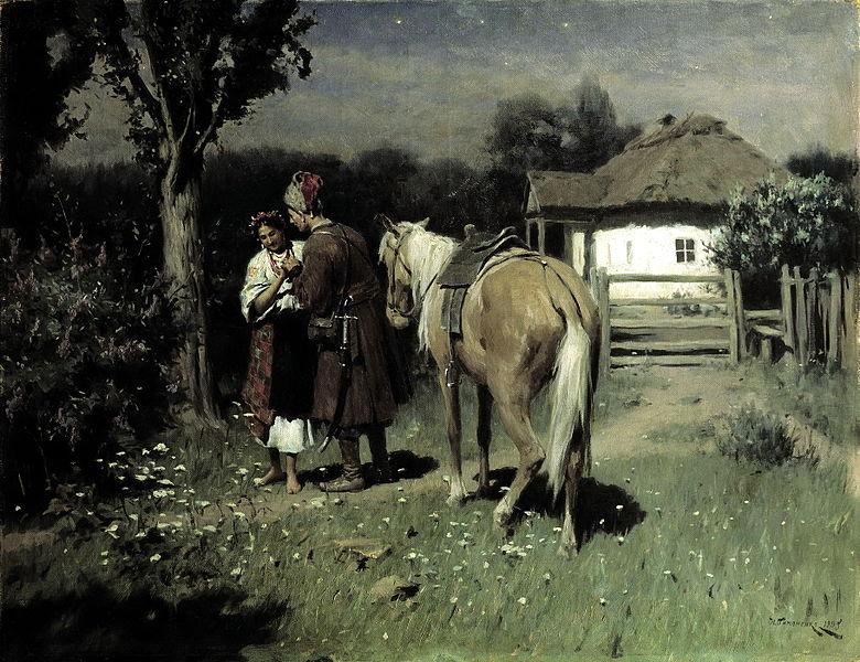 mykolapymonenko-ukrainian-night-1905